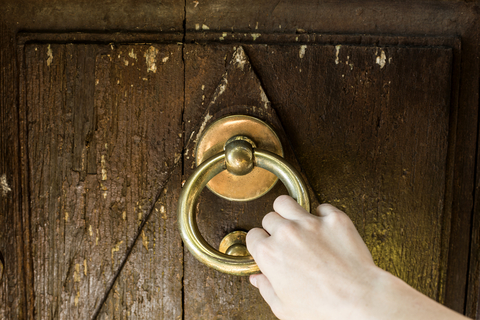 When Opportunity Knocks Answer the Door & When Opportunity Knocks Open the Door   DACA