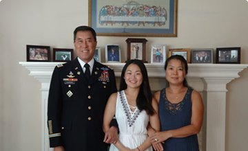 A Six-Tour American Military Veteran One Step Closer to Being Forced to Leave the U.S. Choosing Daughter over Country